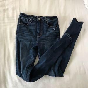 Simone high rise skinny jean